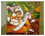 Glass Paintings for Sale,Glass Painting Courses in Delhi,Tanjore Paintings courses in India