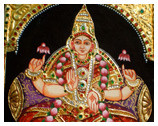 Tanjore Paintings Courses in Delhi/Noida,Tanjore Painting for Sale